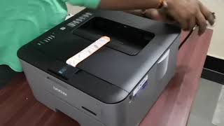 Brother HL-L2321D Printer Unboxing In Hindi