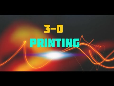 Science Documentary: 3D Printing, 3D Imaging, Ultra Fast Las