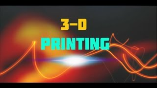 Science Documentary: 3D Printing, 3D Imaging, Ultra Fast Laser Imaging Technology