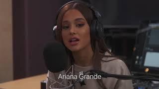 Ariana grande Interview she cried :( [ arianagrne ]