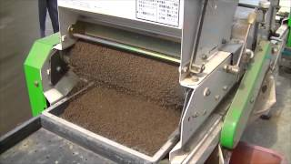Rice Sowing Machine in Japan. Amazing Machine