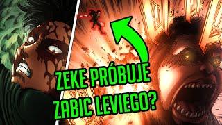 LEVI VS ZEKE! KEITH SHADIS POBITY PRZEZ ZWIADOWCÓW!?「 ATTACK ON TITAN」