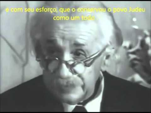 Albert Einstein Speech at The Nobel Prize in Physics 1921 (Legendado)