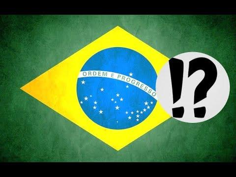 30 CURIOSIDADES SOBRE O BRASIL - PAÍSES #13