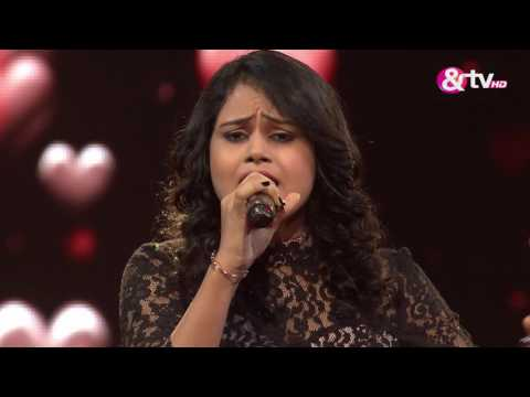 Madhur Dhir and Purnima Triphati - Meherbaan hua | Battle Round | The Voice India 2