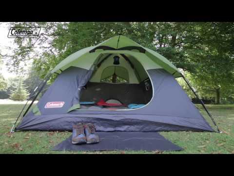 detailed look e9b11 b605a Coleman® Sundome 3 Person Tent - EN - YouTube
