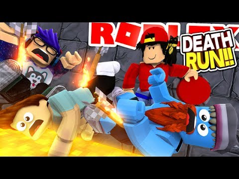 Thumbnail: ROBLOX Adventure - DEATH RUN - ROPO IS THE KILLER!!!