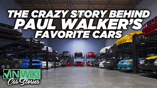 The CRAZY story behind Paul Walker's favorite cars