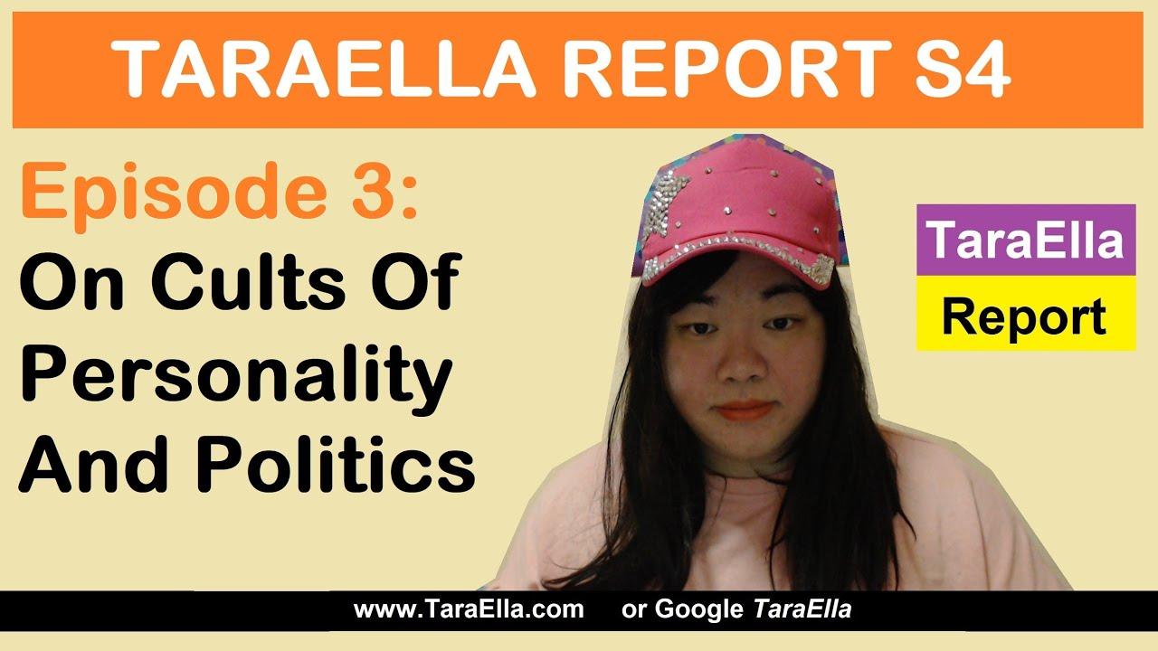 TaraElla Report:: The Moral Libertarian: Cult of ContraPoints vs