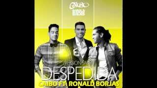 Caibo ft. Ronald Borjas - Despedida (Version Salsa)
