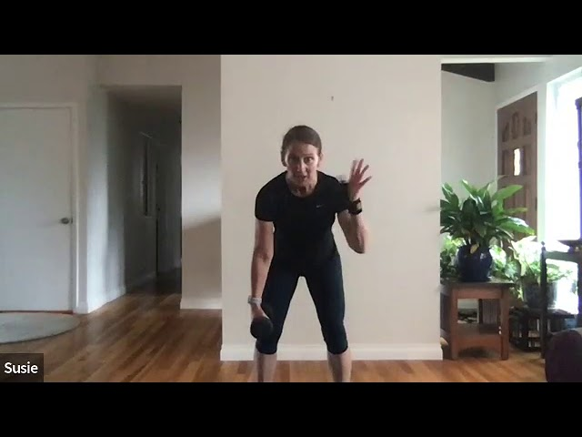 SJCCtv: Total Body Conditioning with Susie (Sept. 29)