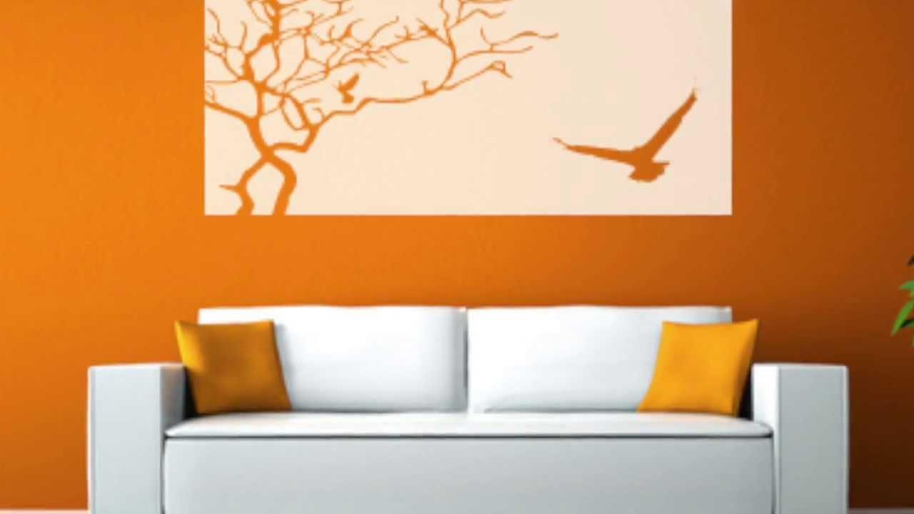 Wandtattoos für Ihr Wohnzimmer von denoda