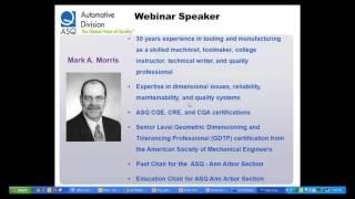 asq automotive division webinar core apqp