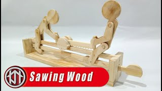 Make A Simple Wooden Toys - Free Plans Scroll Saw
