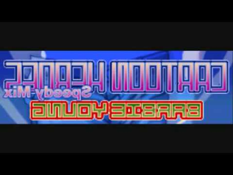 CARTOON HEROES (Speedy Mix) (Backwards)