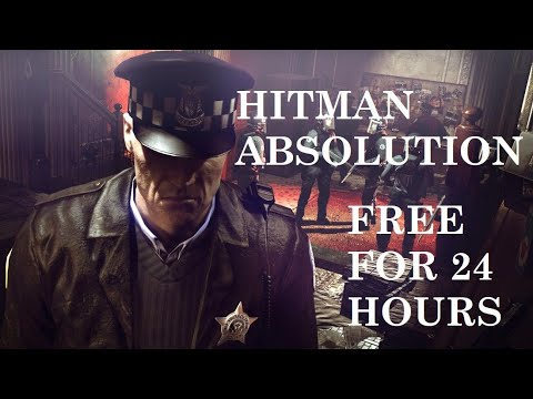 Hitman Absolution Now Free To Download For 24 Hour