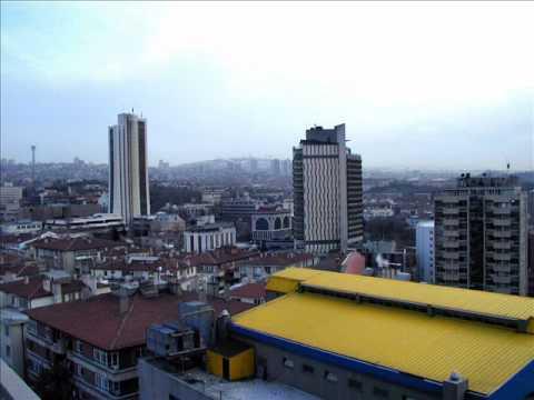 A Vacation to Ankara, Turkey