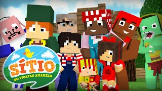 Minecraft : Sítio do Picapau Amarelo - Nova Temporada #01
