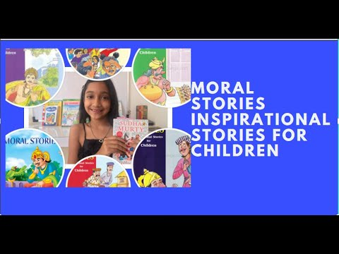Moral Story Book Review   Best Books for Kids   Moral stories inspirational Stories for Children