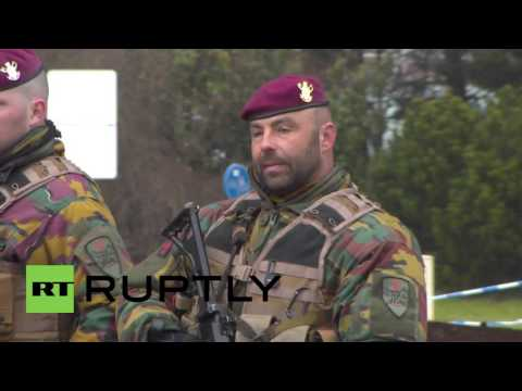 Belgium: Military Guards Closed Zaventem Airport Following Attack That Killed 34
