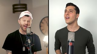 Gambar cover 10,000 Hours (Acoustic) - Dan + Shay, Justin Bieber (Cover by Adam Christopher & Dan Berk)