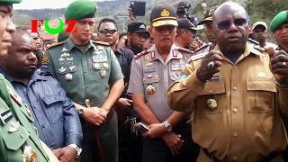 tragedi Tolikara Bag-3 (Pertemuan Pangdam XVII/Cendrawasih dengan Bupati Tolikara, Papua) | Forum Zakat (FOZ)