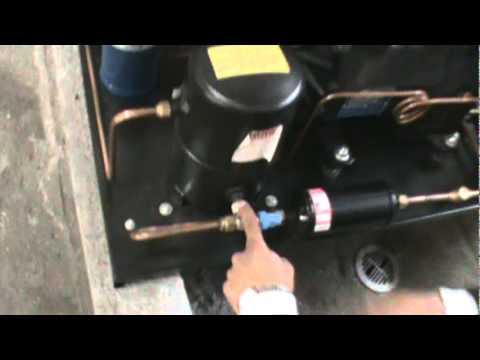 Especificaciones Condensadoras De Cuartos Frios Mpg Youtube