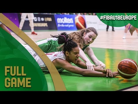 Poland v Ireland - Full Game - Semi-Finals - FIBA U18 Women's European Championship 2017 - DIV B