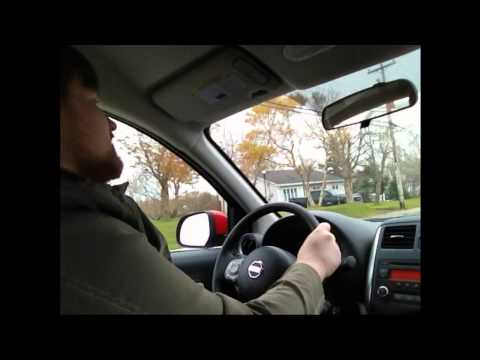 2015 Nissan Micra SV (Nissan March) Quick Tour/Review and Driving Video - My New Car!
