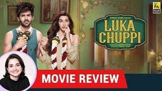 Anupama Chopra's Movie Review of Luka Chuppi | Laxman Utekar | Kartik Aaryan | Kriti Sanon