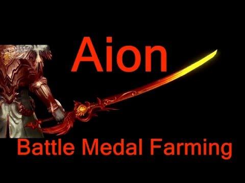 Aion: (EASY) Battle Medal Farming Guide!