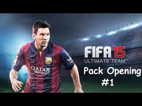 FIFA 15 TOTY Pack Opening #1 | Krasser Spieler?! [HD+]