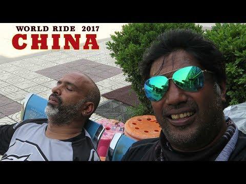 WORLD RIDE 2017 || EP. 22 || CHINA,Guangyuan to Foping