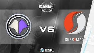 Rainbow Six Pro League - Season 2 - PC - EU - Millenium vs. Supremacy - Week 7 thumbnail