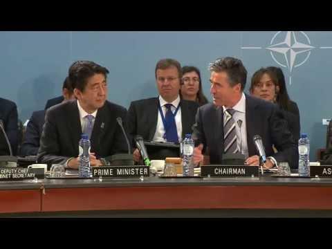 North Atlantic Council with Japan - 06 May 2014