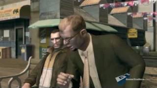 First GTA IV pc trailer