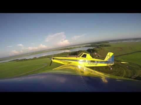 AT 502: SW Louisiana Ag Aviation Video Samples