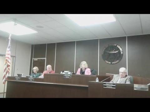 Town Board Meeting 11/19/2018