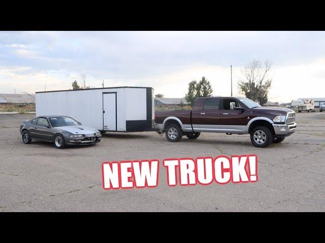Got A New Tow Rig!
