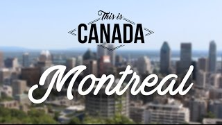 This is Canada - Montreal