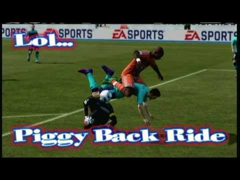 how to play fifa 12