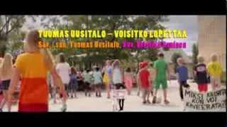 Galaxi: Voisitko Lopettaa (official music video)