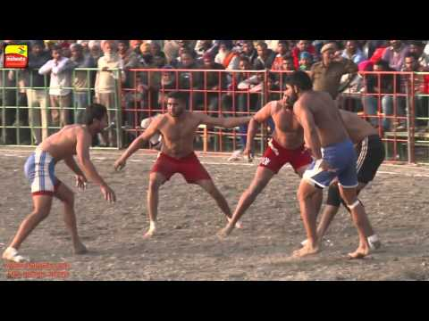 UMRA NANGAL (Amritsar) || KABADDI CUP - 2015 || 1st SEMI FINAL || FULL HD || Part 5th