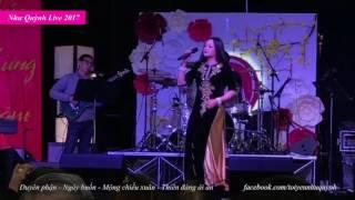 Duyên phận - Như Quỳnh Live (January 2017)