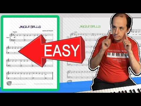 How to Find Easy Piano Songs to Play