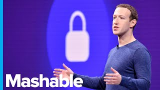 Facebook Reveals Its 'Privacy-Focused Vision For Social Networking'