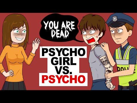 Psycho Girl vs.