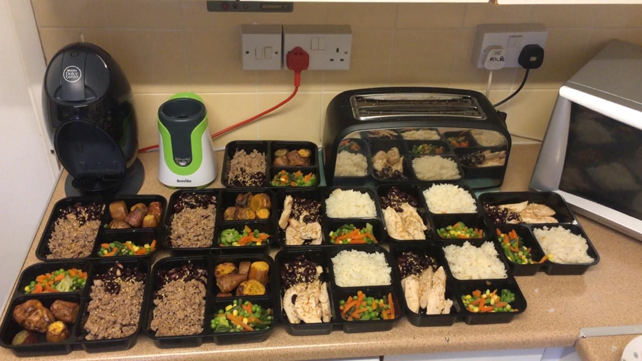 Easy Bulking Meal Plan   EOUA Blog