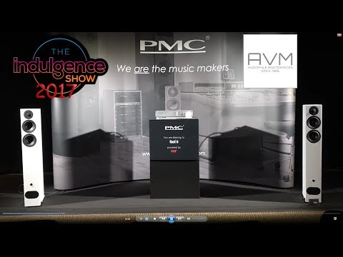 PMC AVM PMC and more PMC @ Indulgence HiFi Show 2017