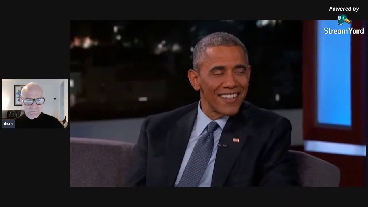 Obama admits Aliens are in charge .